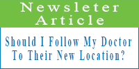 Newsletter Article Link Button
